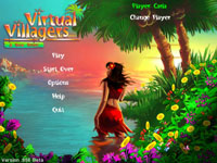 virtualvillagers_menu_ss
