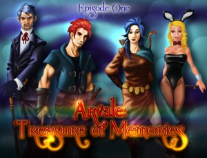 Arvale: Treasure of Memories, Episode 1