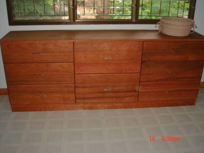 wooddresser
